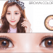 Softlens PUFFY 3 Tones 21.8mm