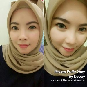 review puffy grey debby (2)