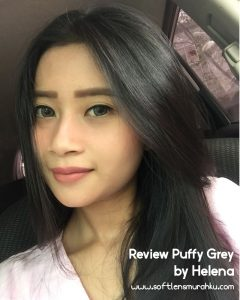 review puffy grey sis helena