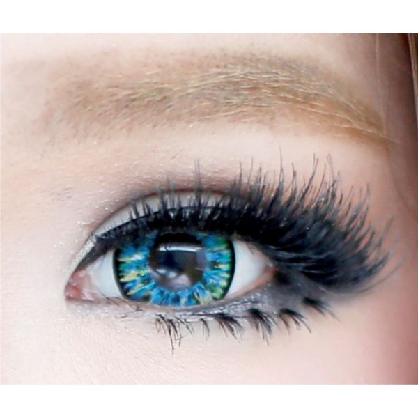 detail softlens dolly eye blue