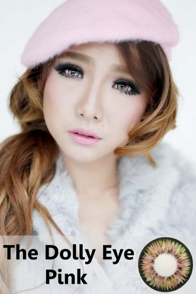 dolly eye pink