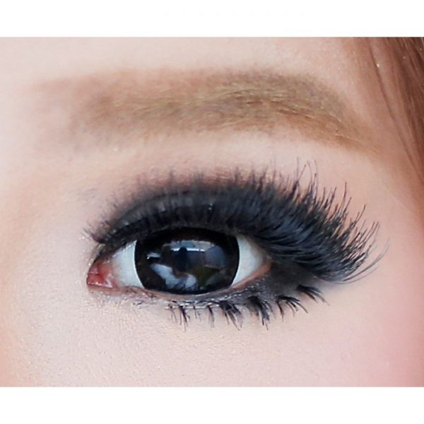 detail softlens dolly eye black