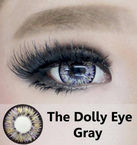 detail softlens dolly eye grey
