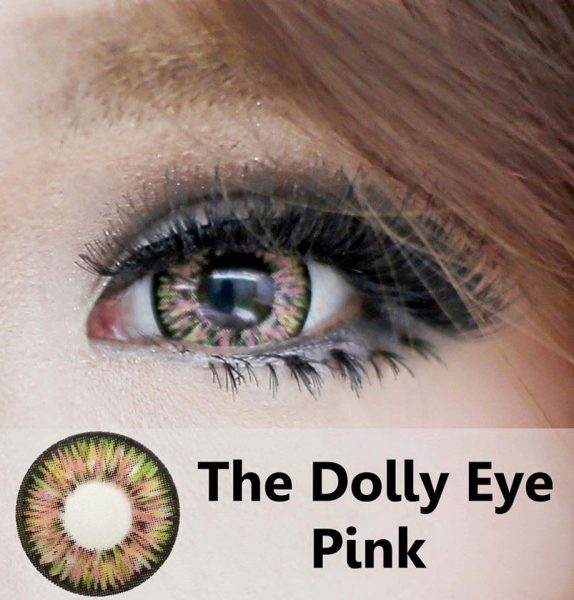 detail softlens dolly eye pink