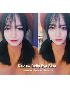 review dolly eye blue