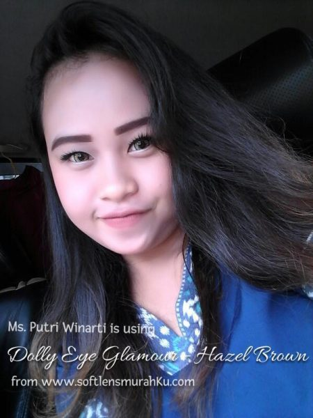 review dolly hazel sis putri winarti 2