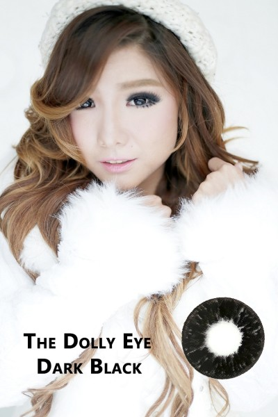 dolly eye glamour black