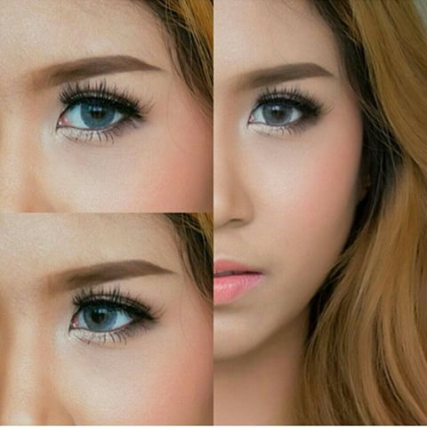 nobluk greys softlens