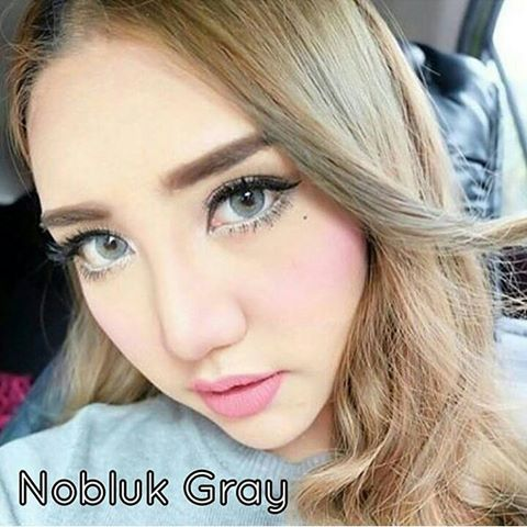 softlens nobluk grey