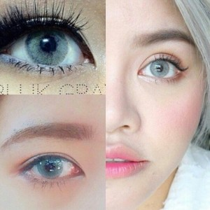 NEW Softlens Dreamcolor NOBLUK 14.5mm