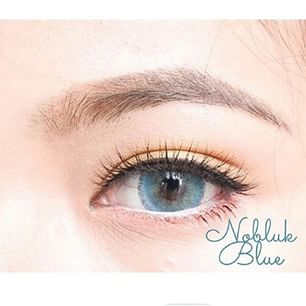 detail softlens nobluk blue