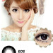 Softlens EOS Baby Black & Choco 15mm