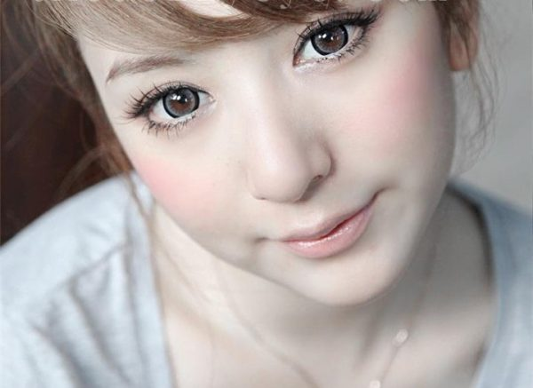 eos candy sugar grey softlens