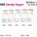 Softlens EOS Candy Sugar 14.8mm