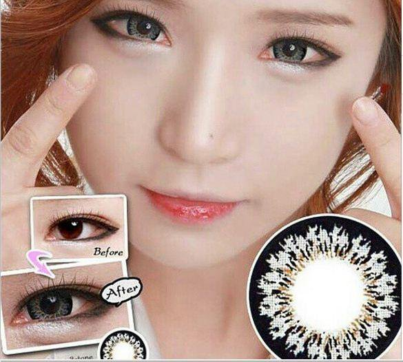 eos mimi grey softlens