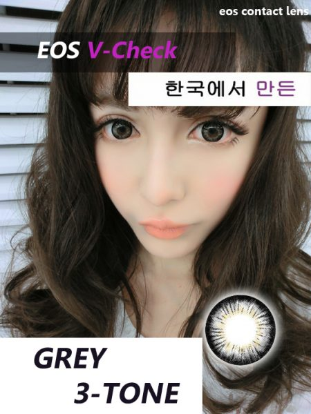 eos v-check grey softlens abu abu gelap