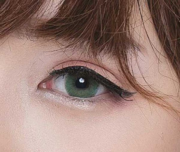 softlens nobluk green by dreamcolor
