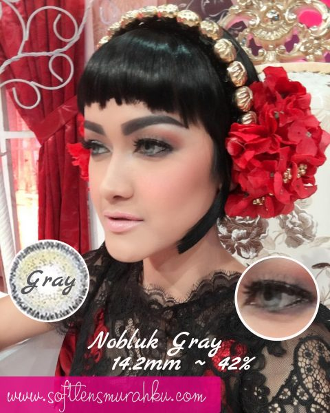 julia perez softlens nobluk grey