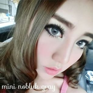 softlens mini nobluk grey