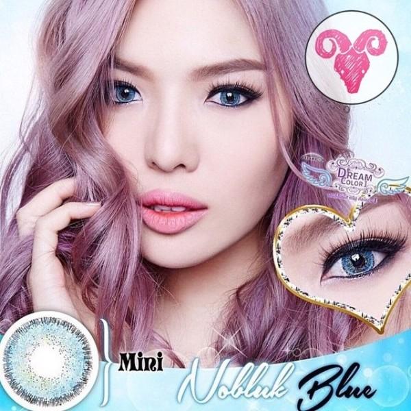 softlens nobluk blue