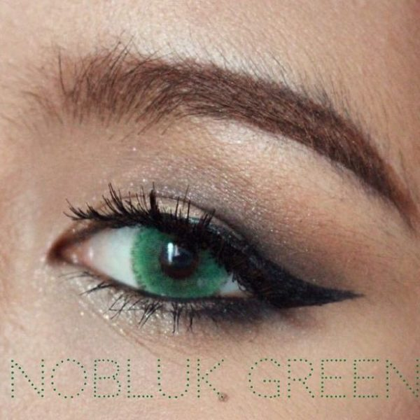 dreamcon softlens nobluk green