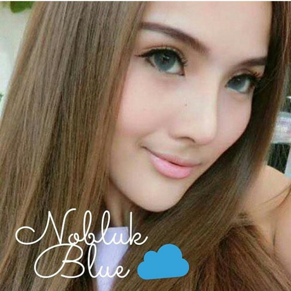 softlens nobluk blue dreamcolor