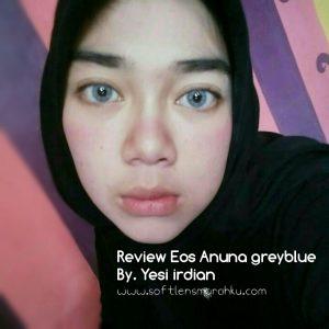 review eos anuna grey blue sis yesi
