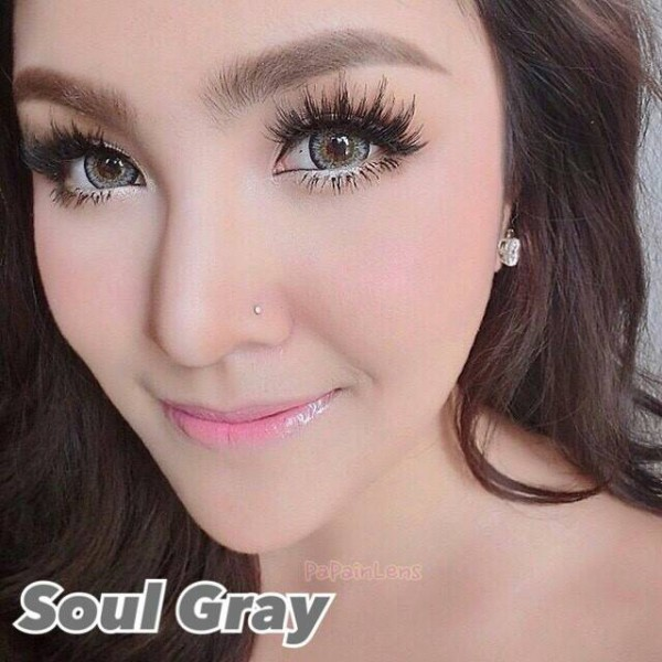 softlens dreamcolor soul grey