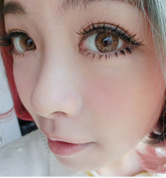 Sonic-brown-softlens