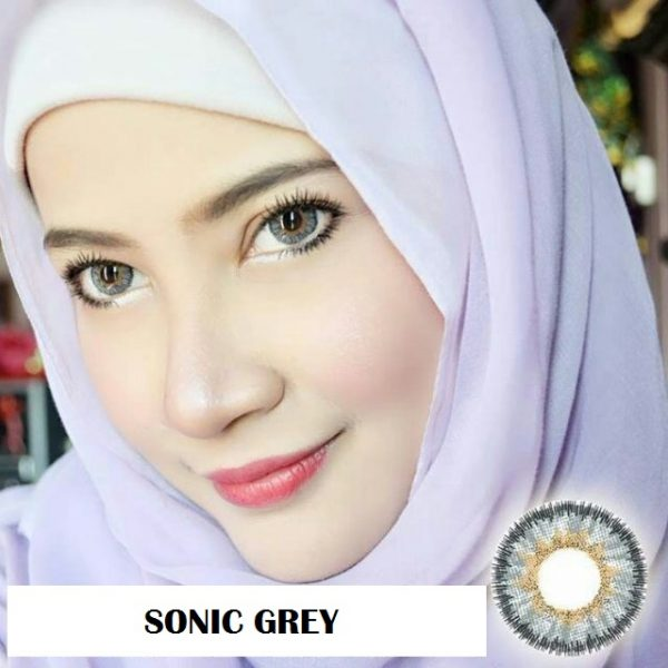 softlens dreamcon sonic grey
