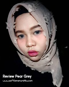 review pear grey