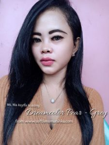 review pear grey sis nina asyifa