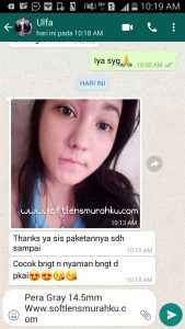 review pear grey sis ulfa