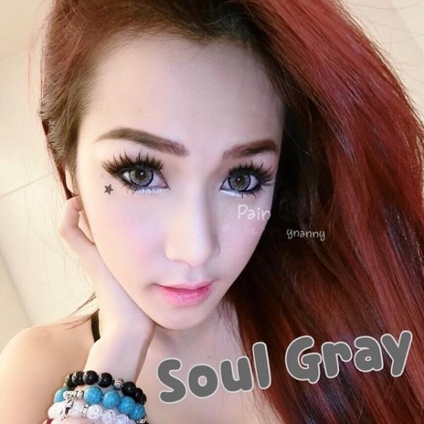 dreamcon soul grey softlens