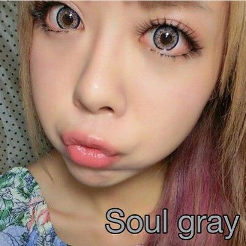 softlens dreamcon soul grey