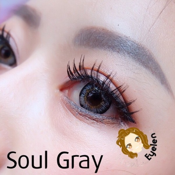 detail softlens dreamcon soul grey