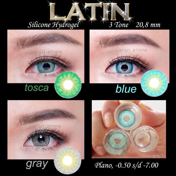 softlens latin 3 tone