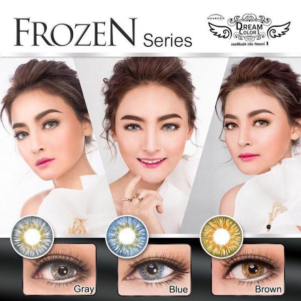 dreamcolor frozen all color
