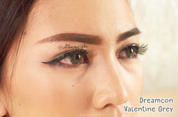 dreamcon valentine grey