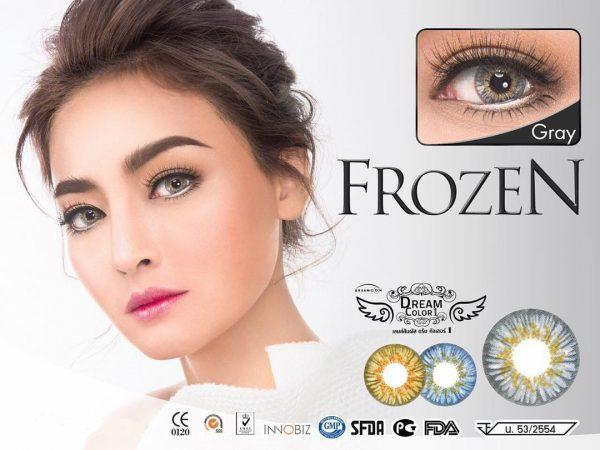 softlens dreamcon frozen grey