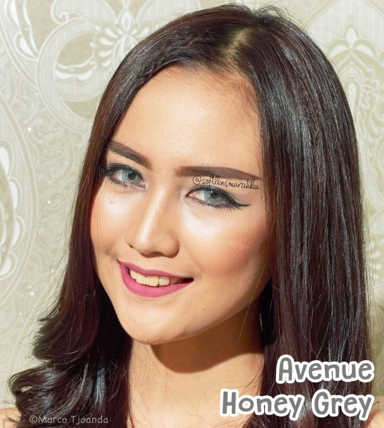 softlens Avenue Honey Grey