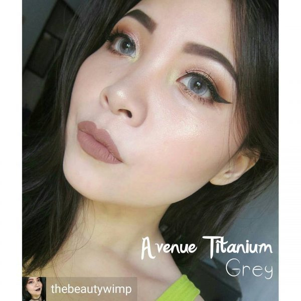 softlens avenue titanium grey