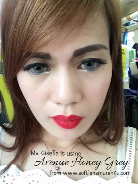 review avenue honey grey sis gisella