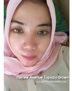 review avenue topazio brown