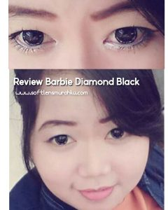 review barbie diamond black