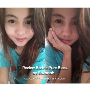 review barbie pure black sis sokanah