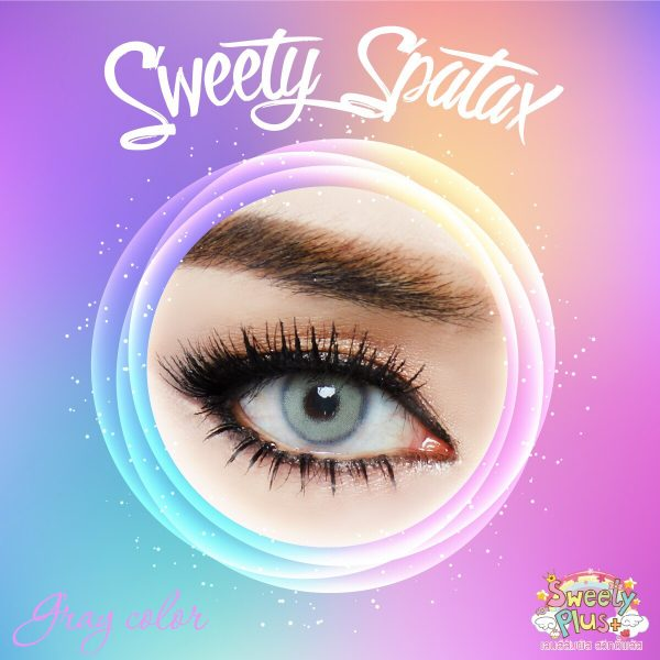 detail softlens sweety spartax grey