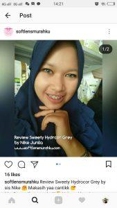 review sweety hydrocor grey sis nike julia