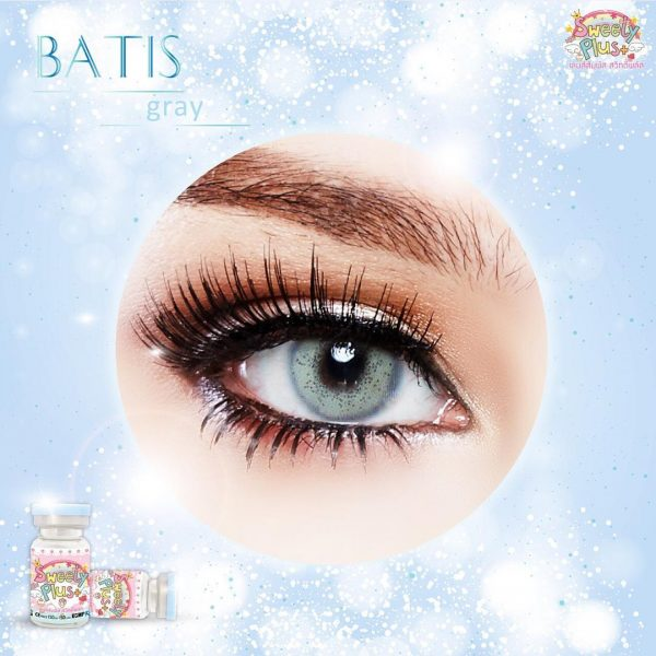 softlens sweety plus sweety batis gray