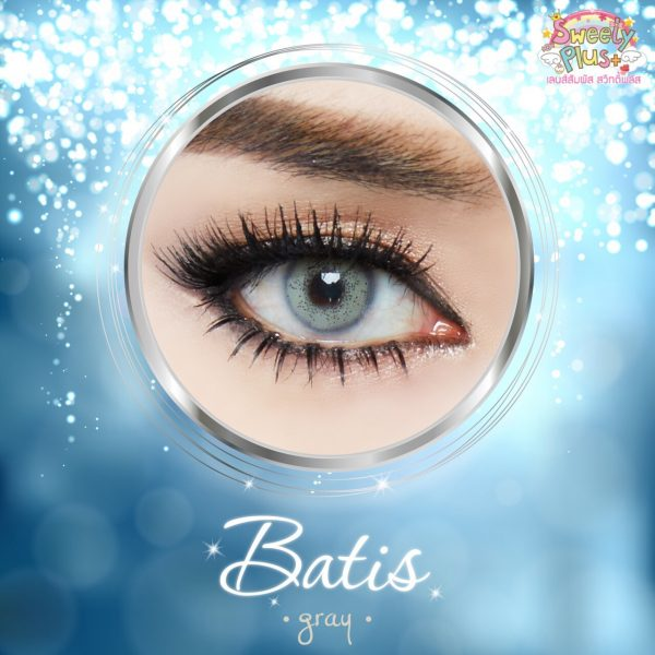 softlens sweety batis gray